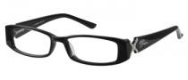 Harley Davidson HD 344 Eyeglasses Eyeglasses - BLK: Black