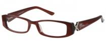 Harley Davidson HD 344 Eyeglasses Eyeglasses - RST: Rust