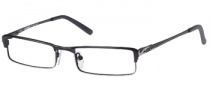 Harley Davidson HD 346 Eyeglasses Eyeglasses - SBLK: Satin Black