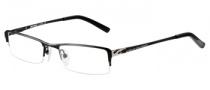 Harley Davidson HD 347 Eyeglasses Eyeglasses - SBLK: Satin Black