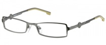 Harley Davidson HD 348 Eyeglasses Eyeglasses - GUN: Shiny Gunmetal