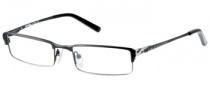 Harley Davidson HD 348 Eyeglasses Eyeglasses - SBLK: Satin Black