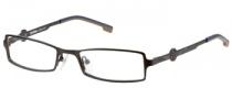 Harley Davidson HD 348 Eyeglasses Eyeglasses - SBRN: Satin Brown
