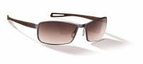 Gunnar Optiks Groove Sunglasses Sunglasses - Espresso - Gradient Gold