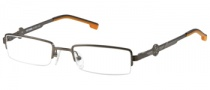 Harley Davidson HD 349 Eyeglasses Eyeglasses - SBRN: Satin Brown