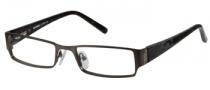 Harley Davidson HD 351 Eyeglasses Eyeglasses - SBRN: Satin Brown