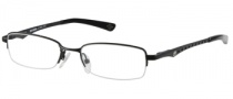 Harley Davidson HD 353 Eyeglasses Eyeglasses - SBLK: Satin Black