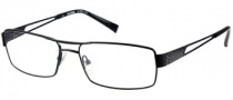 Harley Davidson HD 355 Eyeglasses Eyeglasses - BLK: Satin Black