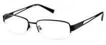 Harley Davidson HD 356 Eyeglasses Eyeglasses - BLK: Satin Black