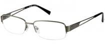 Harley Davidson HD 356 Eyeglasses Eyeglasses - GUN: Gunmetal