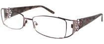 Harley Davidson HD 357 Eyeglasses Eyeglasses - EGG: Eggplant