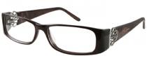Harley Davidson HD 358 Eyeglasses Eyeglasses - BRN: Brown