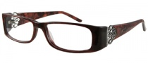 Harley Davidson HD 358 Eyeglasses Eyeglasses - RST: Rust