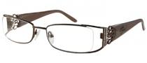 Harley Davidson HD 359 Eyeglasses Eyeglasses - SBRN: Satin Brown