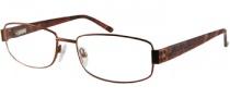 Harley Davidson HD 360 Eyeglasses Eyeglasses - RST: Rust