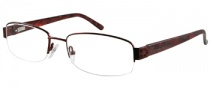 Harley Davidson HD 361 Eyeglasses Eyeglasses - WN: Satin Wine