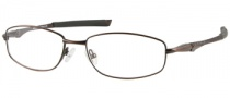 Harley Davidson HD 363 Eyeglasses Eyeglasses - BRN: Shiny Brown