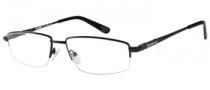 Harley Davidson HD 367 Eyeglasses Eyeglasses - BLK: Shiny Black