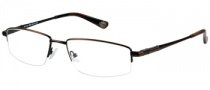 Harley Davidson HD 367 Eyeglasses Eyeglasses - BRN: Shiny Brown