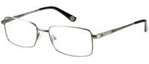 Harley Davidson HD 368 Eyeglasses Eyeglasses - AGUN: Antique Gunmetal
