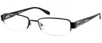 Harley Davidson HD 380 Eyeglasses Eyeglasses - SBLK: Satin Black