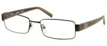 Harley Davidson HD 381 Eyeglasses Eyeglasses - SBRN: Satin Brown