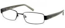 Harley Davidson HD 383 Eyeglasses Eyeglasses - SBLK: Satin Black