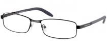 Harley Davidson HD 384 Eyeglasses Eyeglasses - BLK: Shiny Black