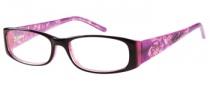Harley Davidson HD 387 Eyeglasses Eyeglasses - PUR: Purple / Lavender