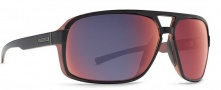 Von Zipper Decco Sunglasses Sunglasses - BCM Black Tan / Galactic Glow