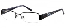 Harley Davidson HD 392 Eyeglasses Eyeglasses - BLK: Satin Black