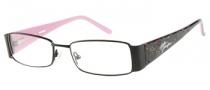 Harley Davidson HD 393 Eyeglasses Eyeglasses - BLK: Satin Black