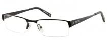 Harley Davidson HD 396 Eyeglasses Eyeglasses - BLK: Satin Black