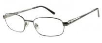 Harley Davidson HD 398 Eyeglasses Eyeglasses - GUN: Satin Gunmetal