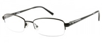 Harley Davidson HD 399 Eyeglasses Eyeglasses - BLK: Satin Black