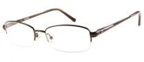 Harley Davidson HD 399 Eyeglasses Eyeglasses - BRN: Satin Brown