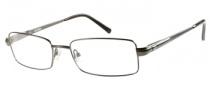 Harley Davidson HD 400 Eyeglasses Eyeglasses - GUN: Satin Gunmetal