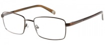 Harley Davidson HD 402 Eyeglasses Eyeglasses - BRN: Shiny Brown