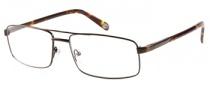 Harley Davidson HD 403 Eyeglasses Eyeglasses - BRN: Shiny Brown