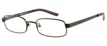 Harley Davidson HD 405 Eyeglasses Eyeglasses - BRN: Brown