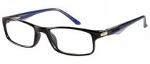 Harley Davidson HD 408 Eyeglasses Eyeglasses - BLK: Black