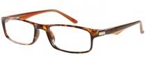 Harley Davidson HD 408 Eyeglasses Eyeglasses - TO: Tortoise