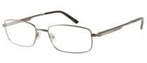 Harley Davidson HD 409 Eyeglasses Eyeglasses - GUN: Gunmetal