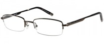 Harley Davidson HD 410 Eyeglasses Eyeglasses - BRN: Dark Brown