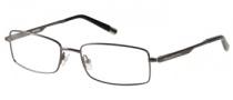 Harley Davidson HD 411 Eyeglasses Eyeglasses - GUN: Gunmetal