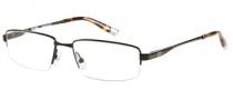 Harley Davidson HD 422 Eyeglasses Eyeglasses - BRN: Brown