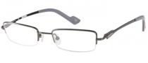 Harley Davidson HD 433 Eyeglasses Eyeglasses - GUN: Shiny Gunmetal
