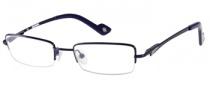 Harley Davidson HD 433 Eyeglasses Eyeglasses - NV: Shiny Navy