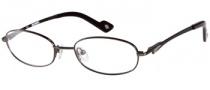Harley Davidson HD 434 Eyeglasses Eyeglasses - SBRN: Satin Brown