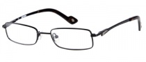 Harley Davidson HD 435 Eyeglasses Eyeglasses - BLK: Shiny Black